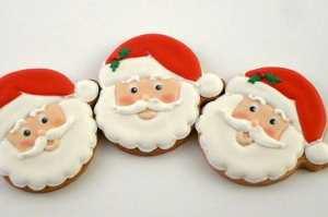 Decoración para cupcakes navideños (parte 2) 2