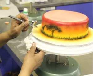 Herramientas para tartas El Aerógrafo 1