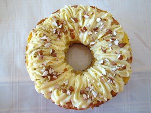 Cómo hacer el Roscón de Reyes con moldes desmoldables 1