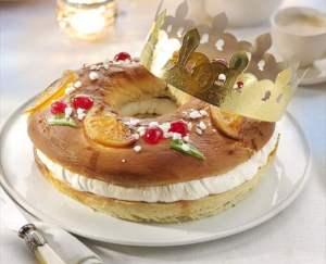 Cómo hacer el Roscón de Reyes con moldes desmoldables 4