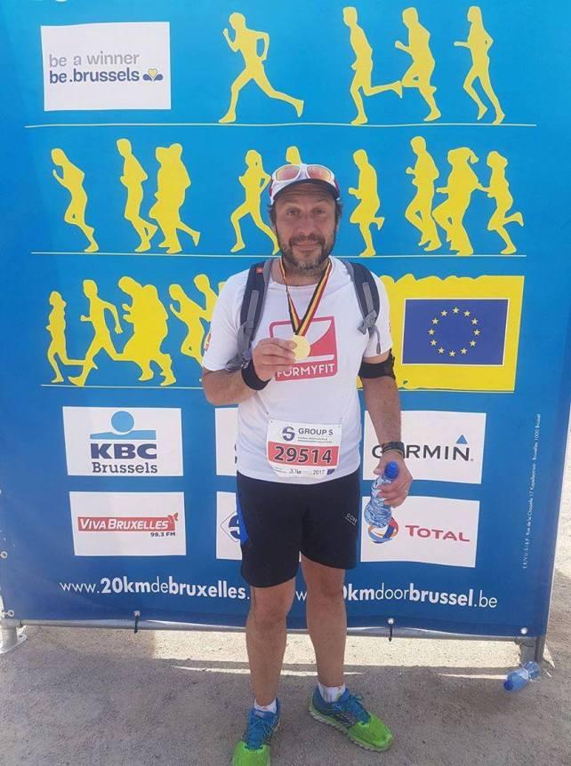 Comment réussir les 20 km d Bruxelles