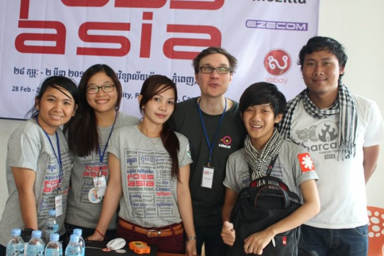 How to join the FOSSASIA Community