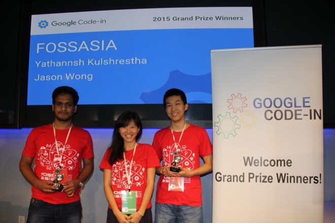 FOSSASIA Team, photo by Jeremy Allison