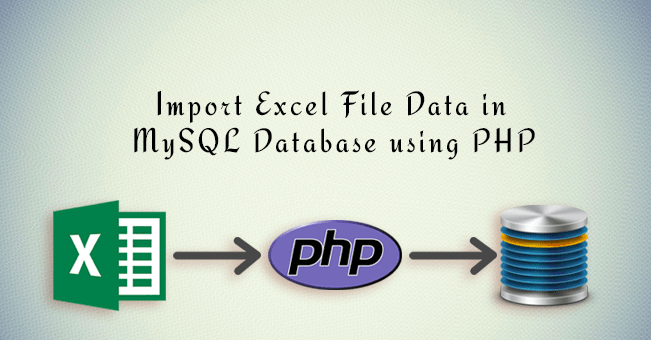 Import Excel File Data in MYSQL Database using PHP | blog
