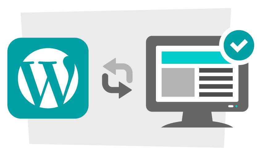 WordPress Upgrade Process