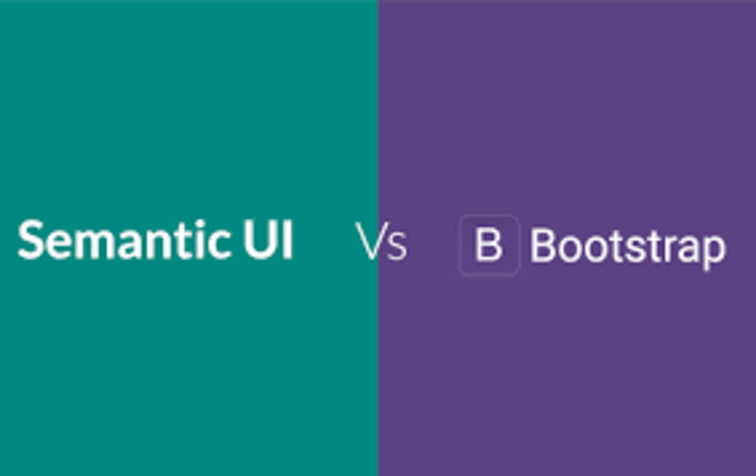 Choosing Semantic UI over Bootstrap for the Open Event Front-end