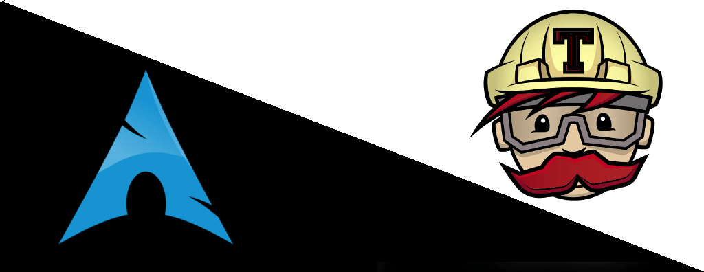 Arch Linux for Travis CI
