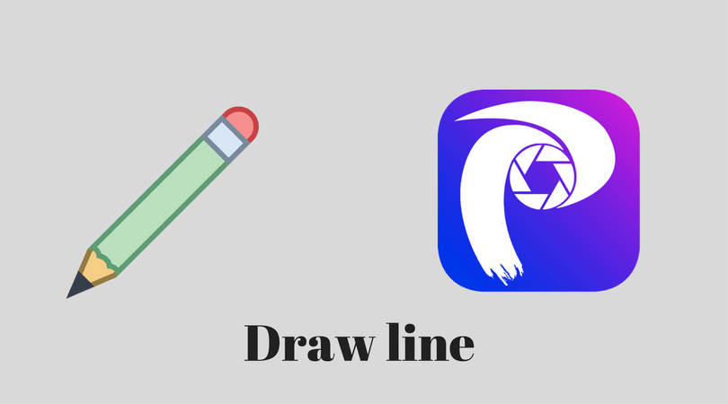 Drawing Lines on Images in Phimpme