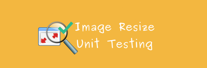 Open Event Server: Testing Image Resize Using PIL and Unittest