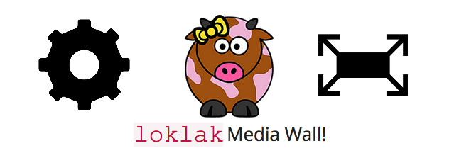 Introducing Customization in Loklak Media Wall