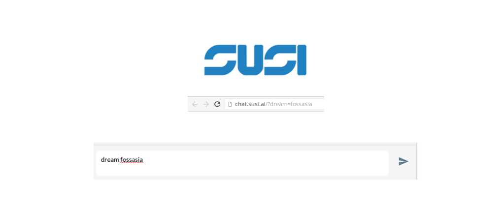 Using react-url-query in SUSI Chat