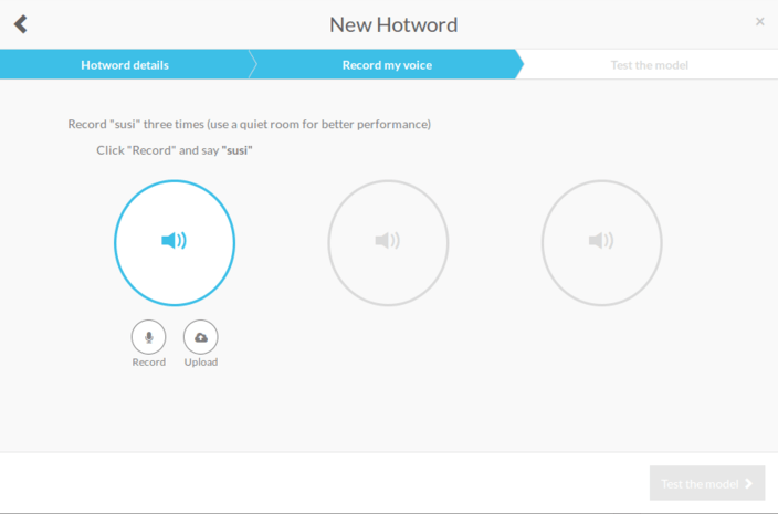 Hotword Detection in SUSI Android App using Snowboy   blog fossasia org