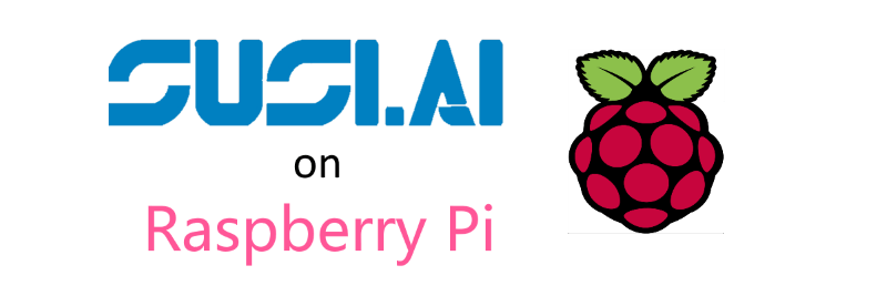 Setup SUSI Assistant on Raspberry Pi in under 30 minutes