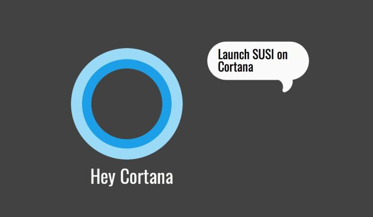 How to make a SUSI chat bot skill for Cortana