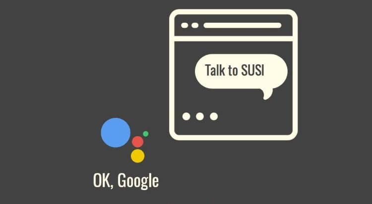 How to integrate SUSI AI in Google Assistant
