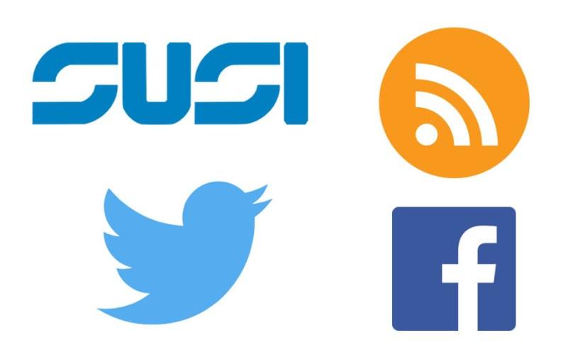 Displaying Blog Posts on SUSI AI Web Chat's Blog Page and Share Posts