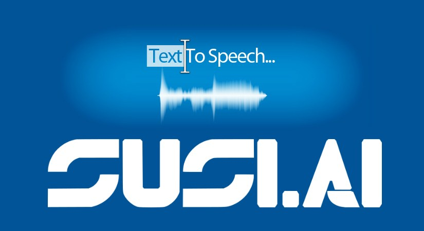 Implementing Text To Speech Settings in SUSI WebChat