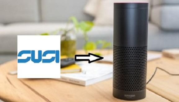 Making SUSI Alexa skill as an express app