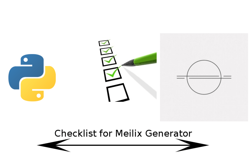 Generate Requirement File for Python App for Meilix-Generator