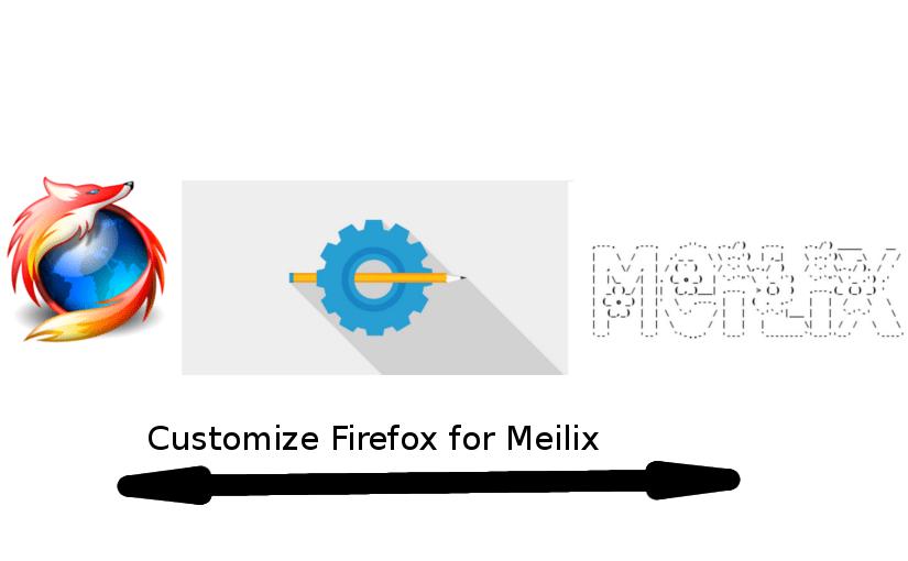 Firefox Customization for Meilix