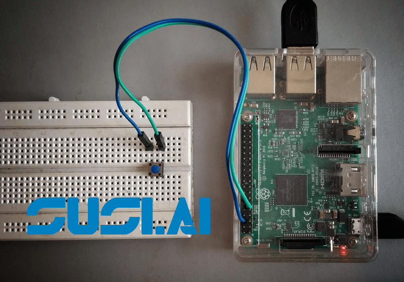 Adding Push Wake Button to SUSI on Raspberry PI