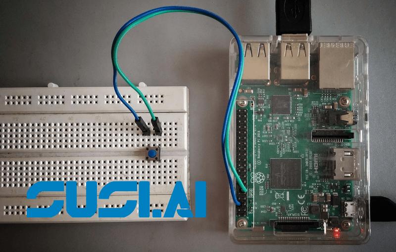 Adding Push Wake Button to SUSI on Raspberry PI