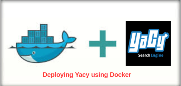 Deploying Yacy with Docker on Different Cloud Platforms