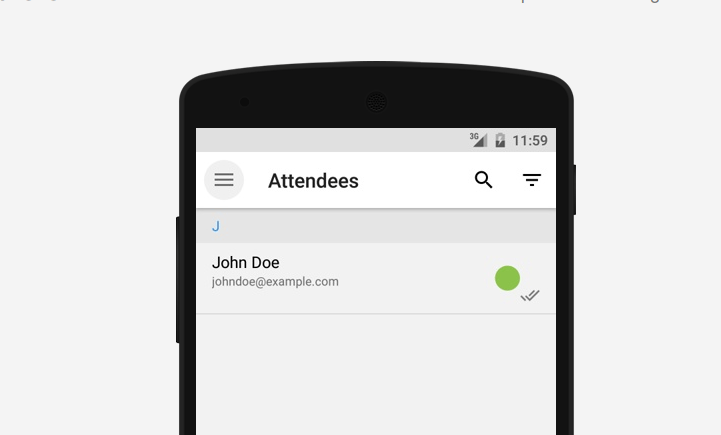 Giving Offline Support to the Open Event Organizer Android App