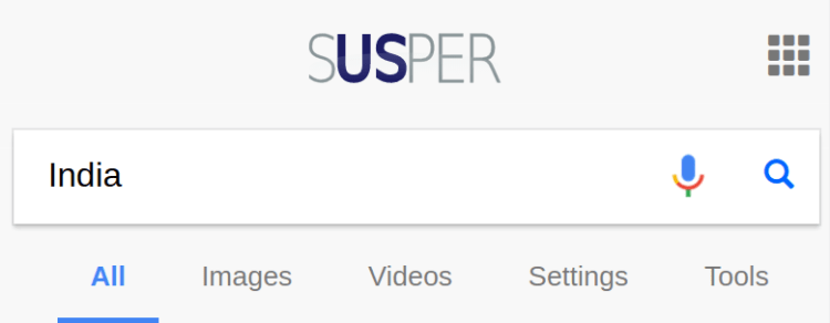 Making a Sticky Top Navigation bar for Susper using Angular