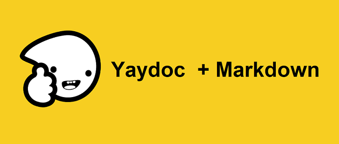 Extending Markdown Support in Yaydoc