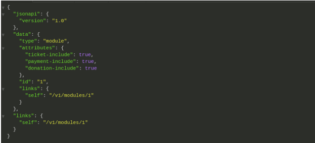 Adding Modules API on Open Event Server