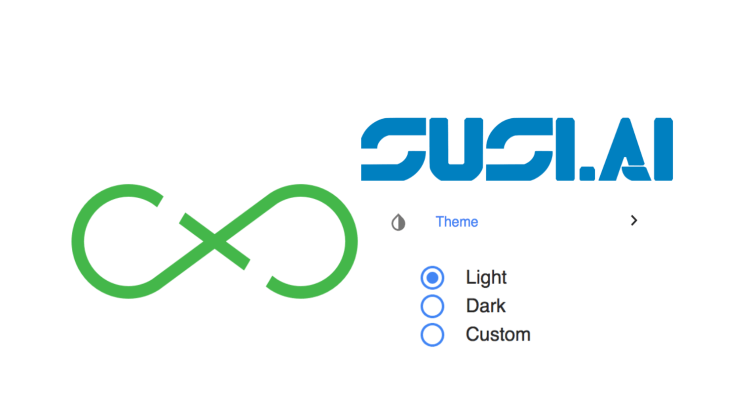 Use of Flux Architecture in SUSI.AI