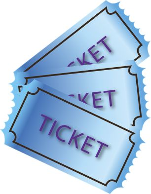 My Tickets in Open Event Frontend