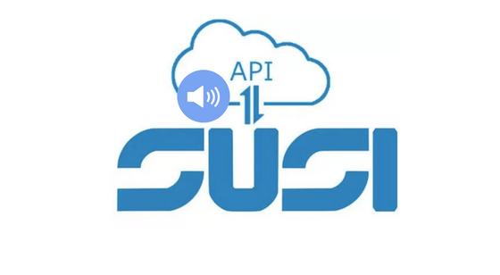 Implementing Volume Action in SUSI Smart Speaker