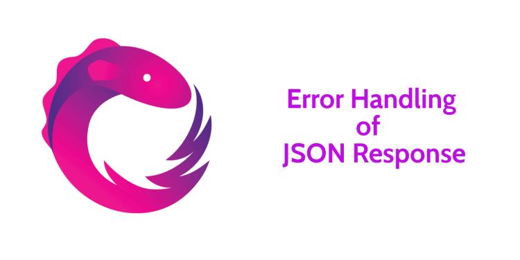 Retrofit2 Rxjava2 Error Response Handling in Open Event Organizer App