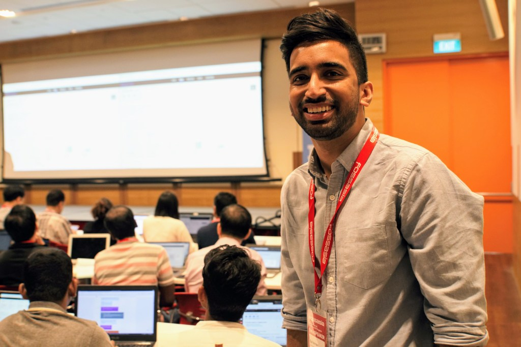 Hands-on Training with IBM Cloud and AI Experts at FOSSASIA Summit