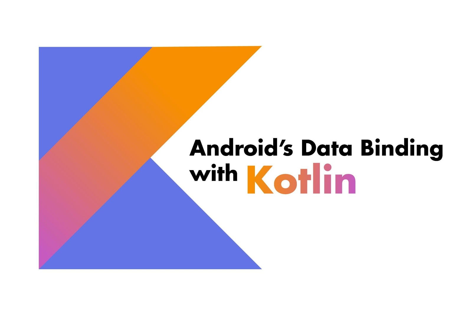 Data Binding with Kotlin in Eventyay Attendee