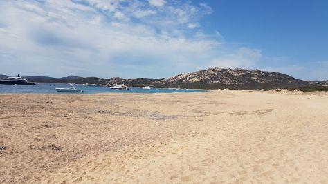 La spiaggia dell' Erbaju