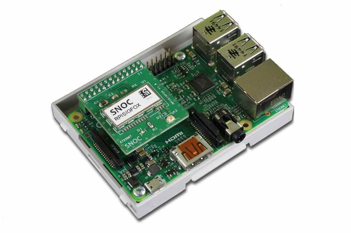 SigFox for Raspberry Pi