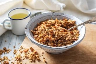 4 recettes de céréales maison pour le petit-déjeuner