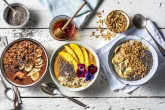 Smoothie Bowls, le plaisir healthy !