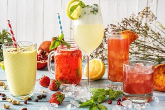 Notre top 6 summer drinks🍹