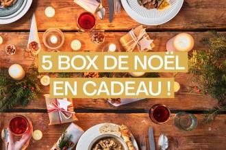Concours box de Noel