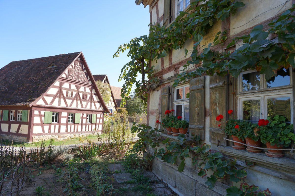 Ausflugstipp: Zeitreise im Fränkischen Freilandmuseum Bad Windsheim