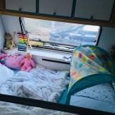 Camping-Wohnwagen-innen