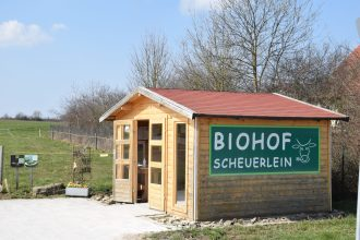 Biohof Scheuerlein in Hagsbronn | Foto: Vera Held