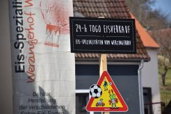 Bauernhofeis vom Werzingerhof in Wernfels   Foto: Vera Held