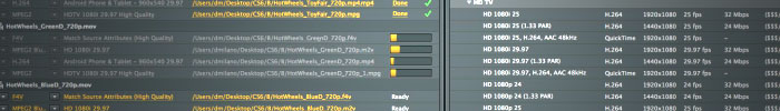 Faster After Effects: AME