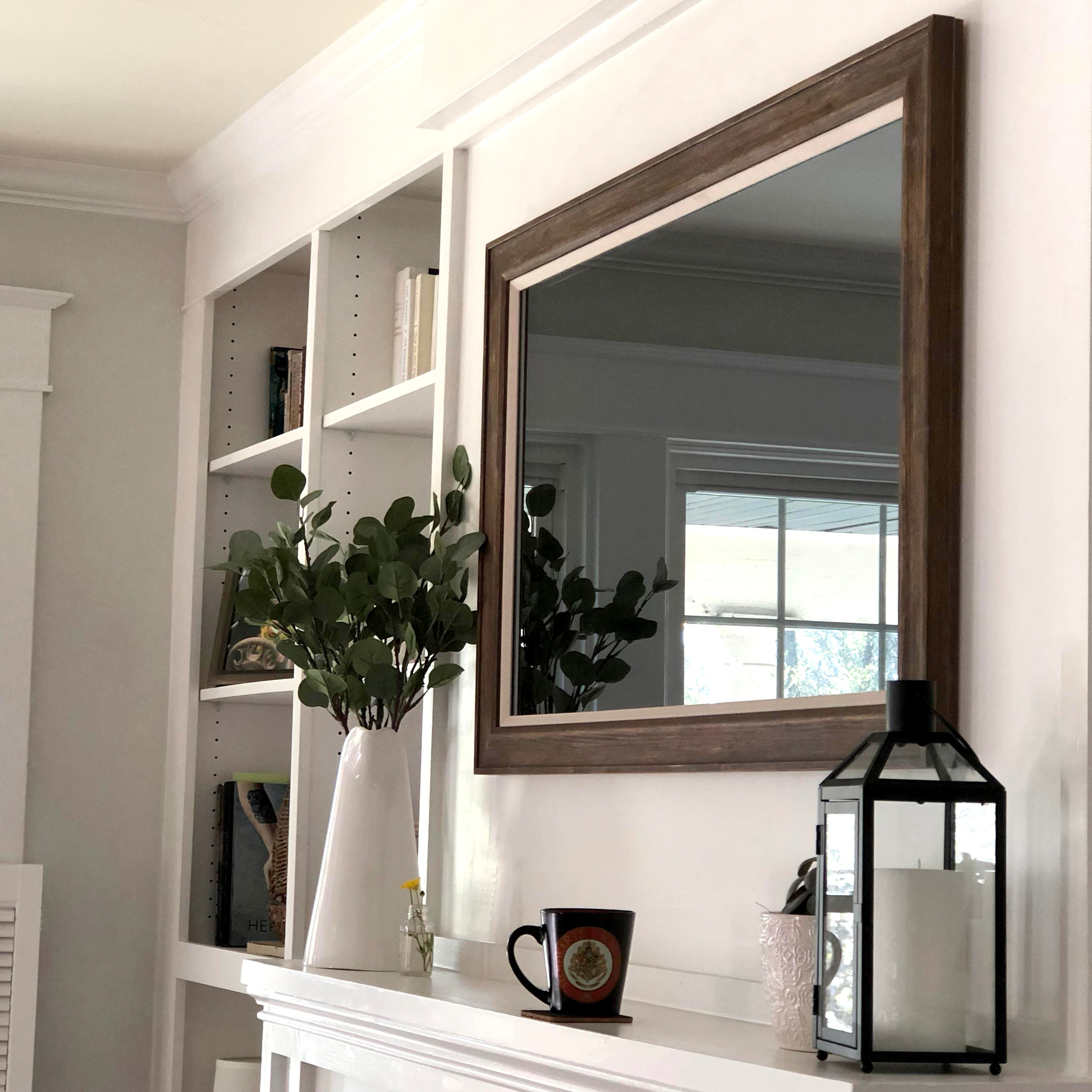 TV Mirrors and Your Living Room Yoga Studio