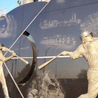 White Sox World Series Monument